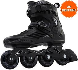 LIKU Professional Speed Skates Training Inline Skates Roller