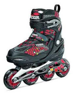 Roces Kid's Boys Moody Fitness Inline Skates Blades Color Ch