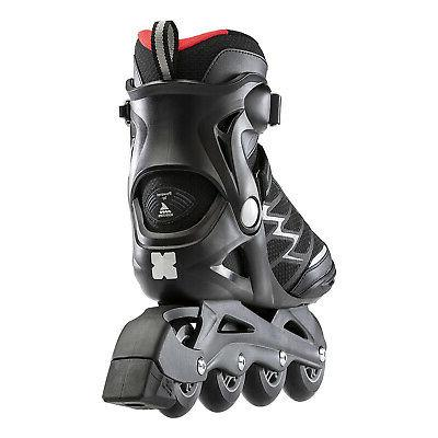 Rollerblade Advantage Adult Size 11, and Red