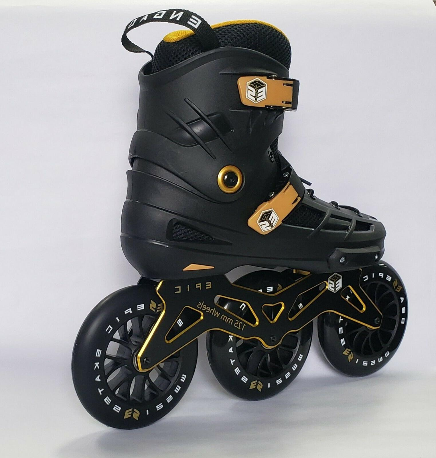 Epic & Gold 125mm Inline +