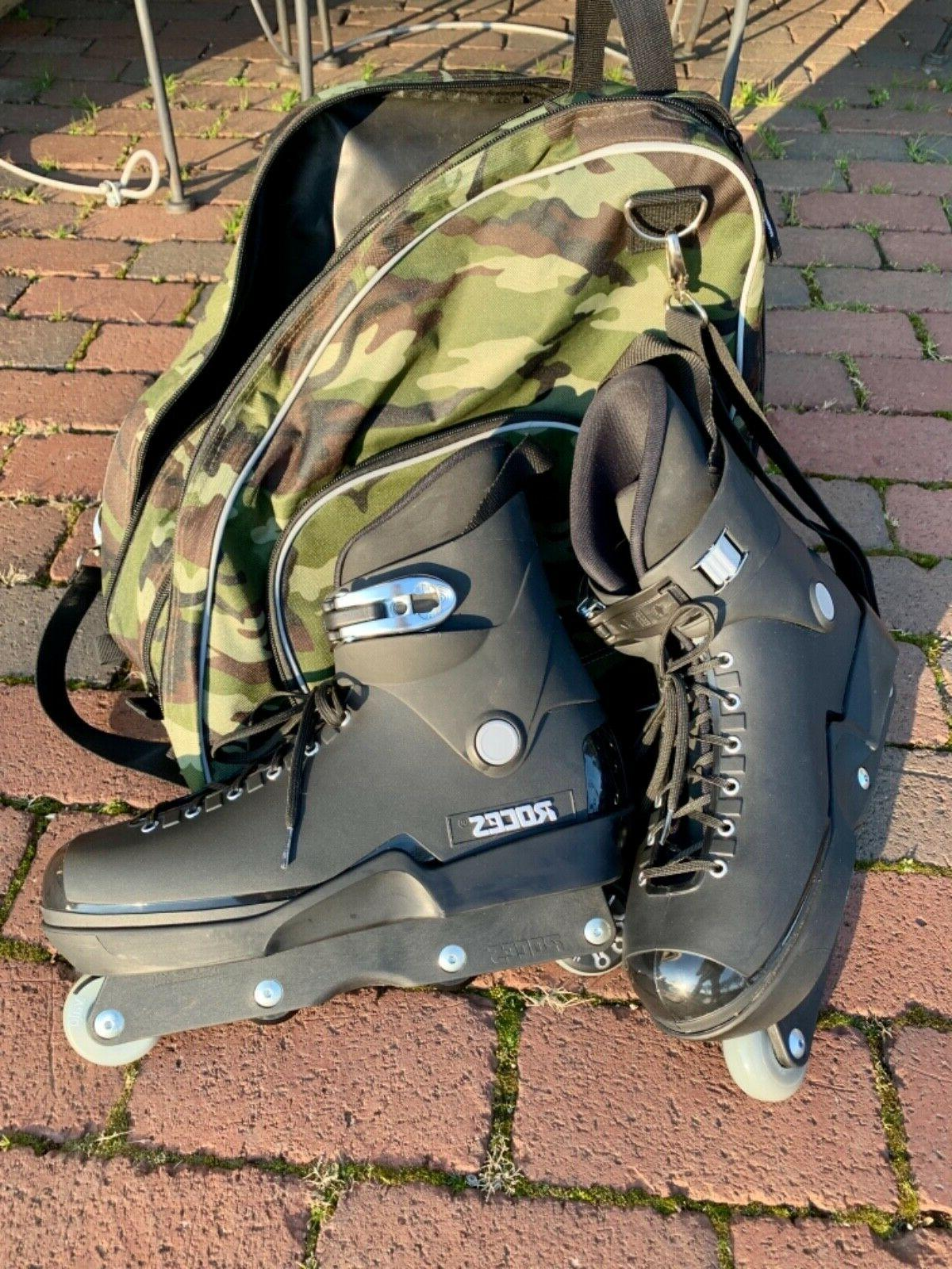 m12 aggressive skates immaculate in box size
