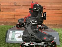 Rollerblade Macroblade 80mm Inline Skates Size 11.0 NEW ROLL