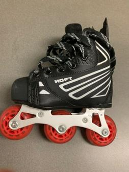 NEW! Tron S20 Inline Roller Hockey Skates - Size Youth 11 Sa