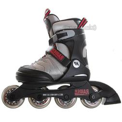 K2 Raider Junior 70mm Inline Skates Recreational Kids Adjust