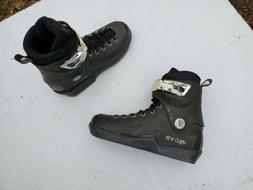 used VALO v13 Roces aggressive inline street skates Sz8 Men'
