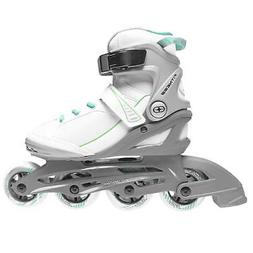No Fear Womens Ladies Fitness Inline Skates Roller Blades Fo