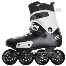 Powerslide Zoom Pro 80mm Inline Dual Fit Fitness Skates Size